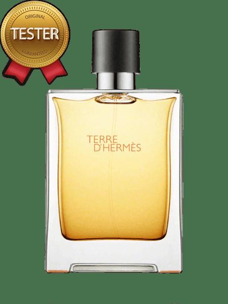 Hermes Terre D'hermes EDT 100мл - Тестер за мъже